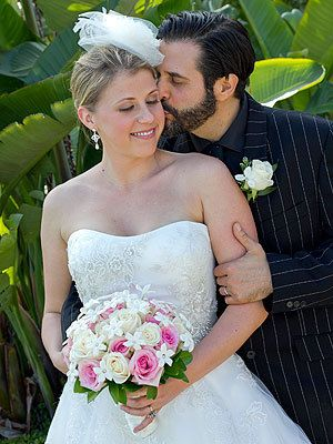Jodie Sweetin And Morty Coyle Married Celebrity Wedding Photos Jodie Sweetin Hollywood Wedding