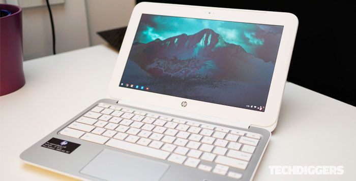 HP Chromebook 11 G3 Ditches ARM for Intel Bay Trail
