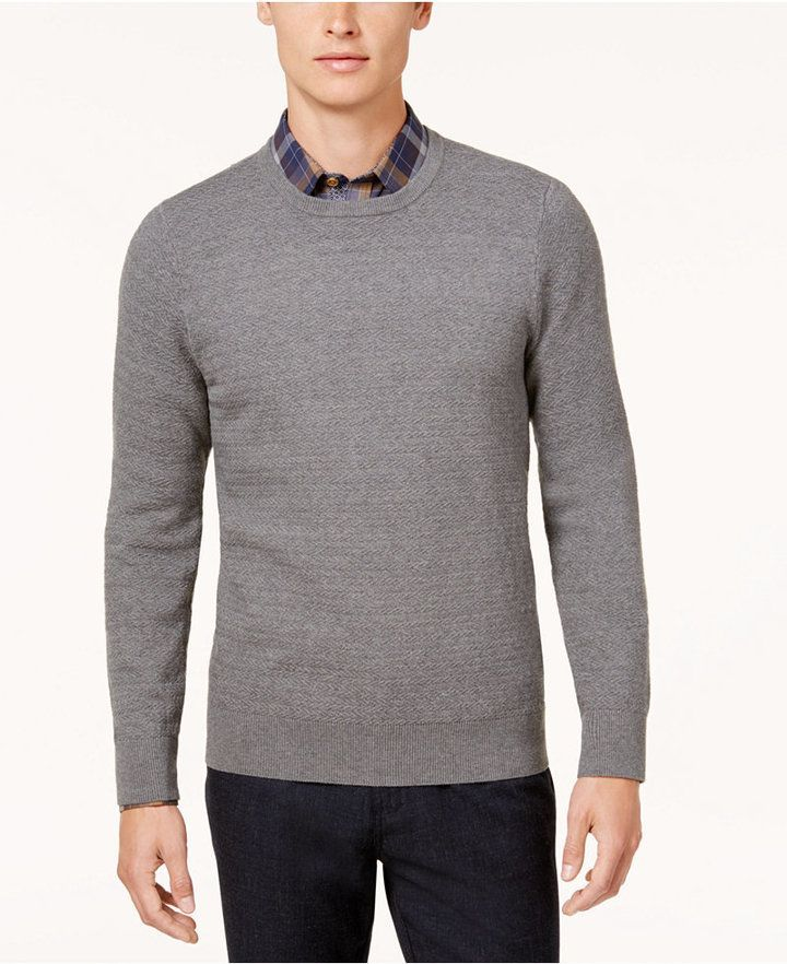 Ryan Seacrest Distinction Mens Modern-Fit Sweater Hoodie