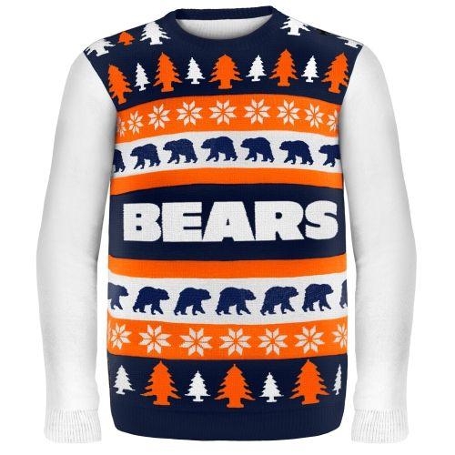 san francisco baf70 30b56 Chicago Bears Ugly Christmas Sweaters | Football | Christmas ...