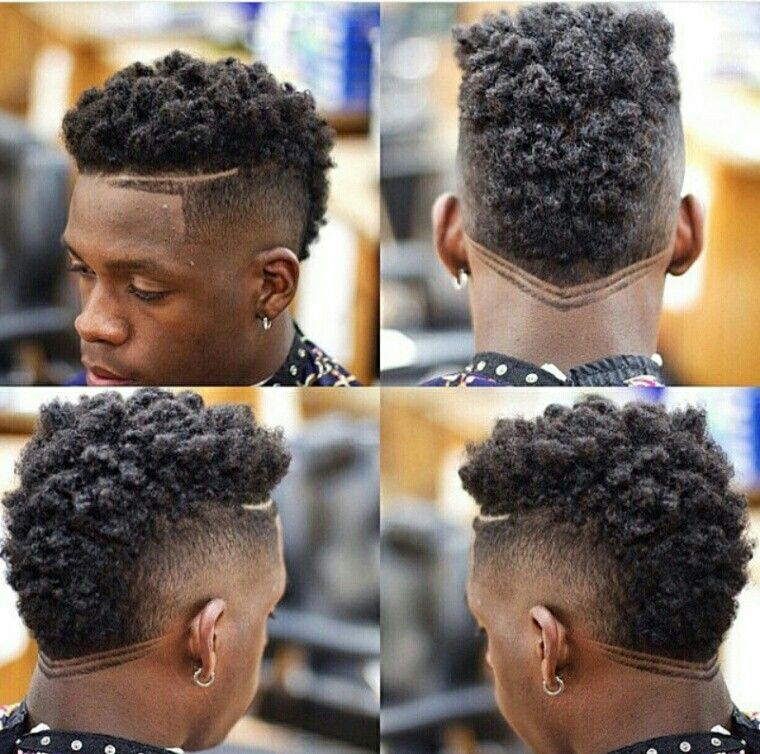 Barbershopconnect Curly Hair Men V Shaped Haircut Haircuts For Men