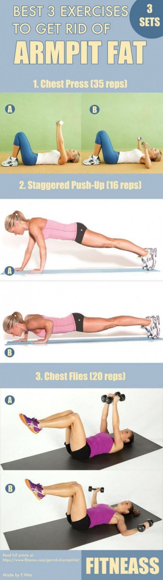 See more here ? www.youtube.com/... Tags: best and fastest way to lose weight - Best 3 Exercises To...