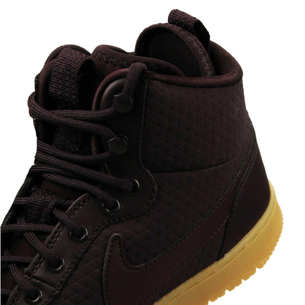 Nike Ebernon Mid Winter M Aq8754 600 Shoes Shoes Mens Nike Shoes Nike