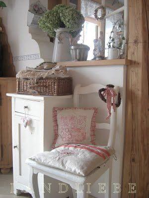 L A N D L I E B E-Cottage-Garden: Küche