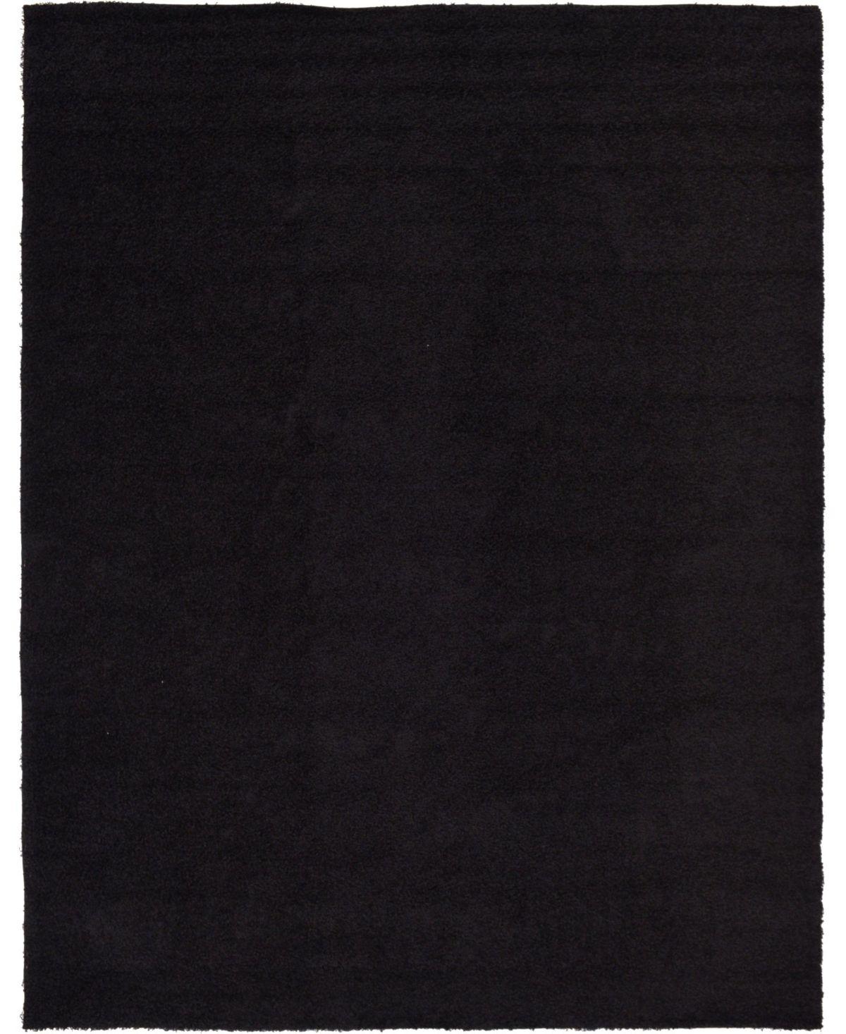 Photo of Bridgeport Home Exakte Shag Exs1 Jet Black 10 'x 13' Teppich & Bewertungen – Teppiche – Macy's