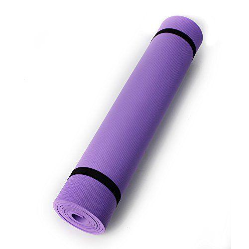 Ezyoutdoor Yoga Mat Pad Holder Natural Light Weight And Portable Nonslip Surface For Pilates Mats Camping Picnic Hi Yoga Gloves Mat Pilates Mat Pilates Workout