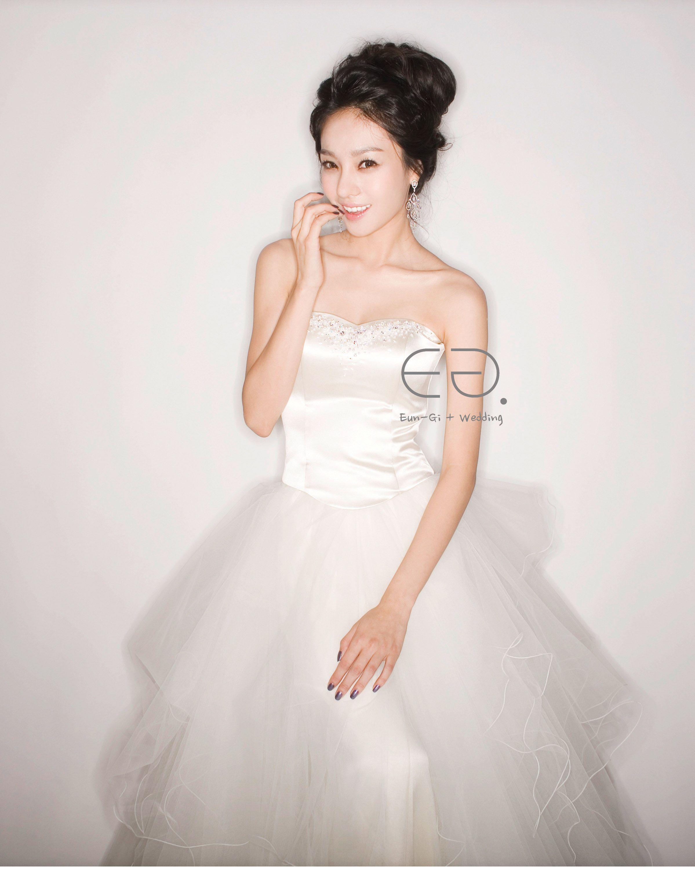 ♡Korean Wedding Make-up & Hairstyle  Eun-Gi + Wedding Singapore ...