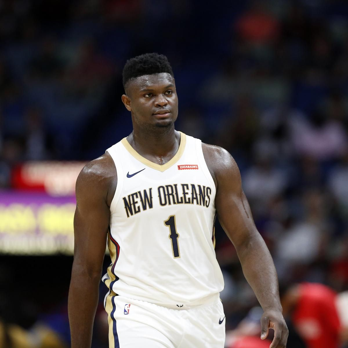 Pelicans' Zion Williamson Underwent Surgery on Knee Injury