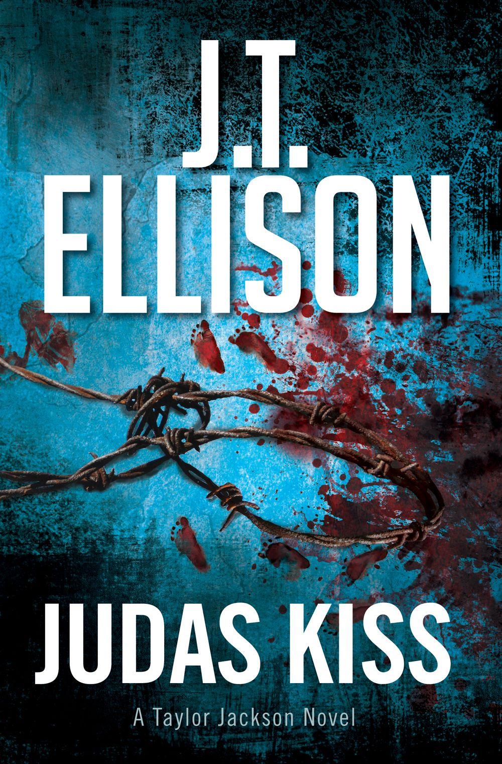 Judas kiss by jt ellison