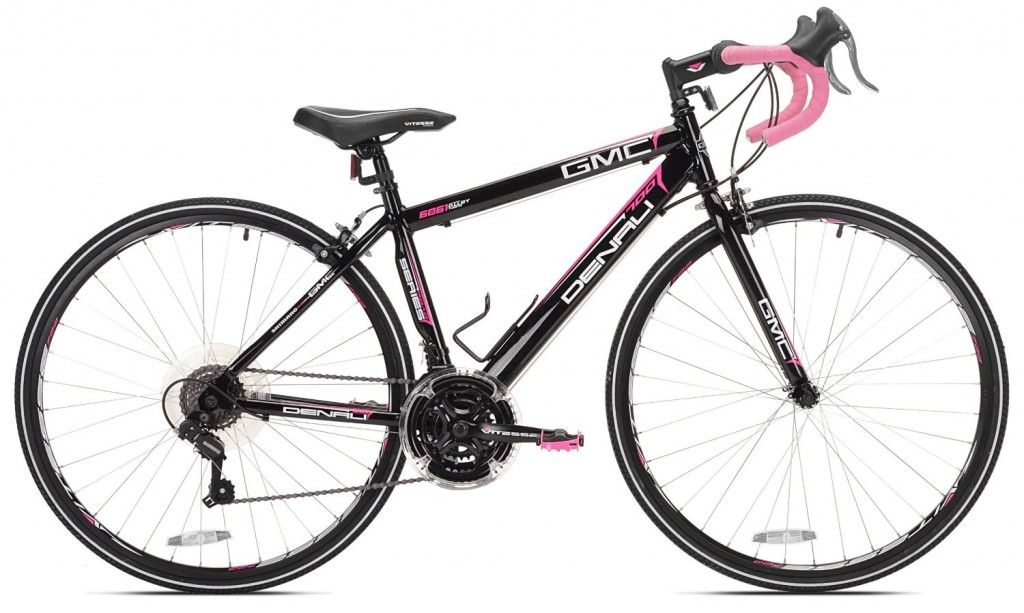 Gmc Road Bike Is Very Flexible With Alloy Calipers And Alloy Brake