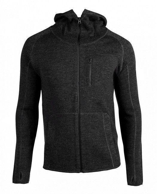 Tactical Gear Praetorian Wool Hooded Sweatshirt Men Military Army Slim Woollen Liner Coat Spring Casaul Polar Outdoors Hoodies