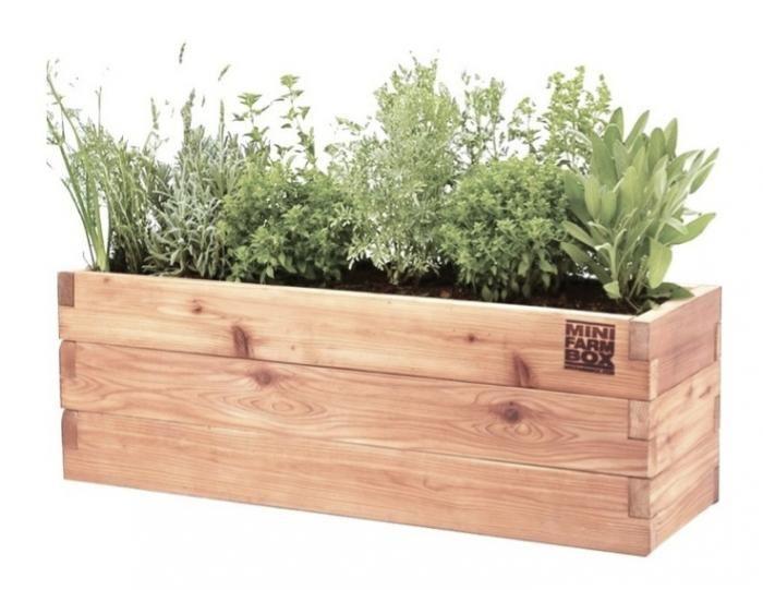 Garden Beds for the Urban Dweller | Balcony planters ...