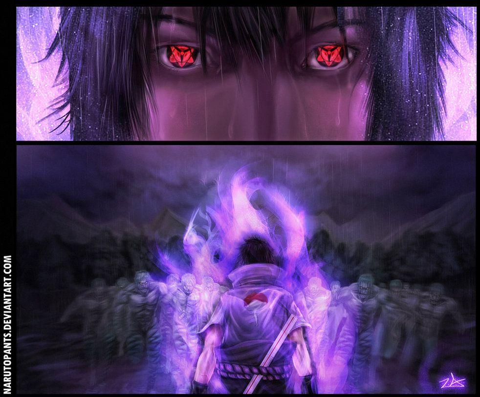 Naruto 574 - Sasuke by NarutoPants on DeviantArt