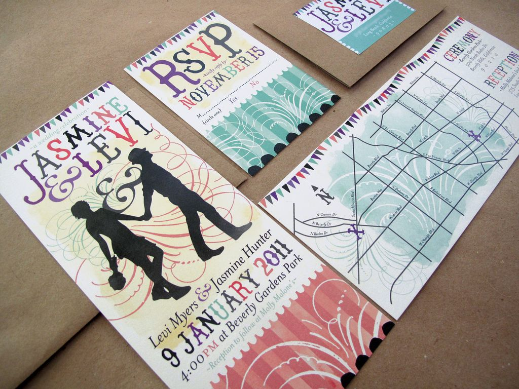 17 Best images about wedding invitations – Cool Wedding Invitation Ideas