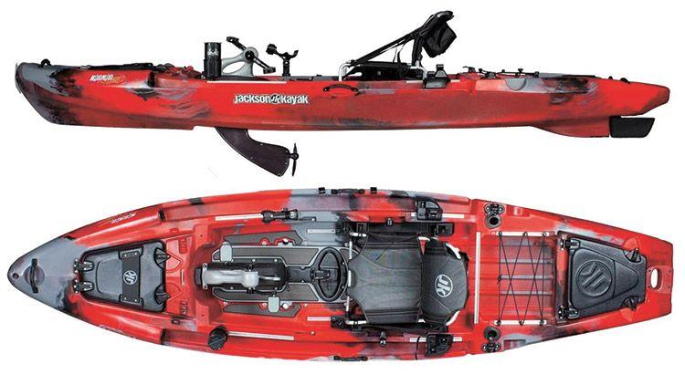 2020 Fishing Kayak Buyer S Guide On The Water Kayak Fishing Gear Jackson Kayak Angler Kayak