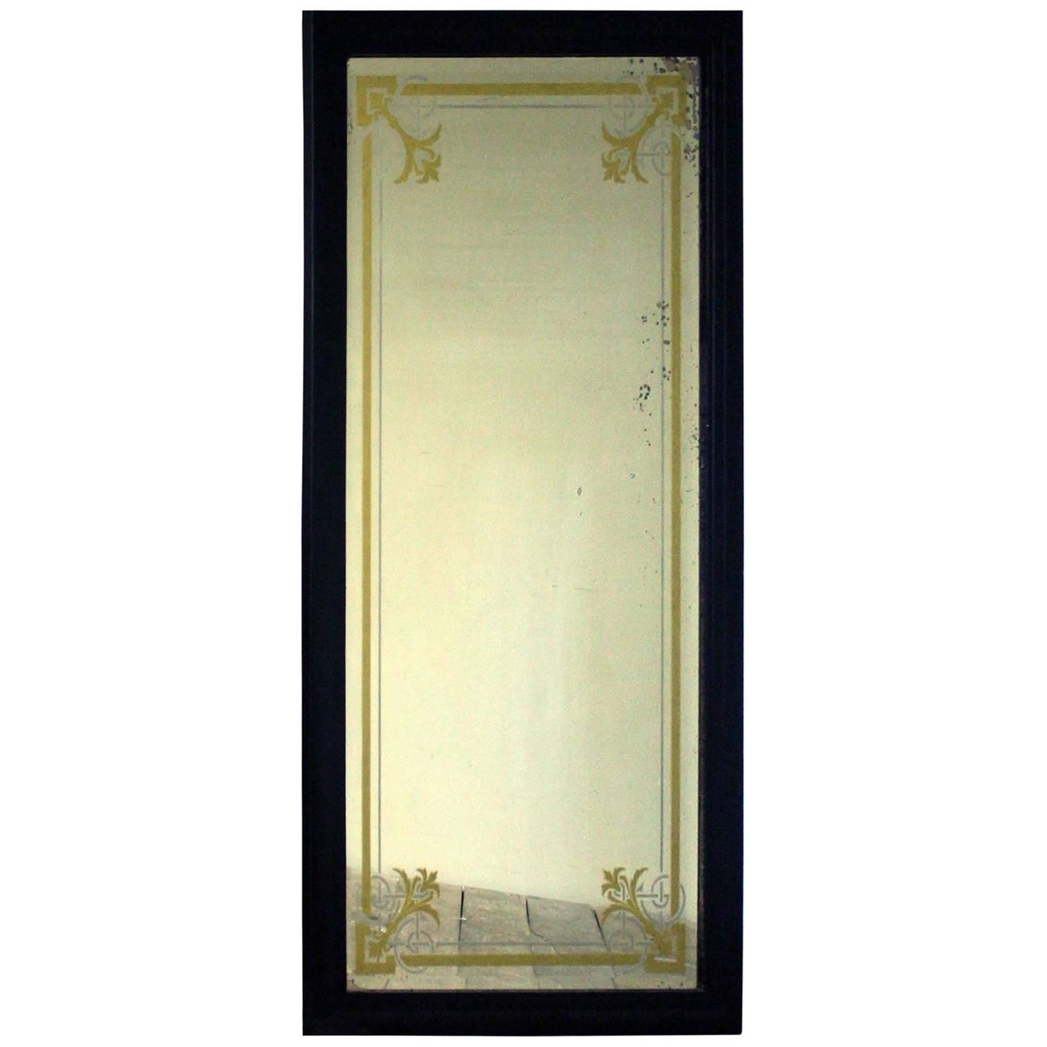 Early 20th Century Large Edwardian Mirror | My 1stdibs Favorites ...