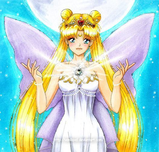 Neo Queen Serenity Crystal: PRINCESS SERENITY * NEO QUEEN