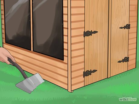 How to Move a Shed - 8 Easy Steps (with Pictures) - wikiHow