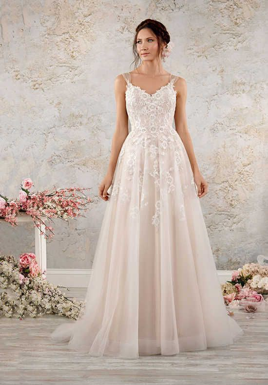 Alfred Angelo Modern Vintage Bridal Collection 8557 Wedding Dress Photo