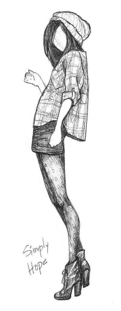 Figurin a lápiz. TECNICA DE DIBUJO | anatomia | Pinterest | Técnicas ...
