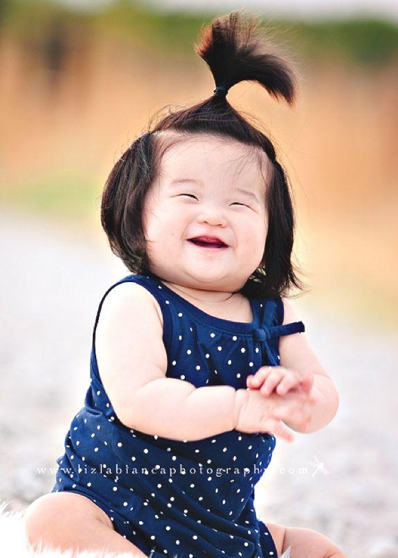 Красивые смеющихся детей 83