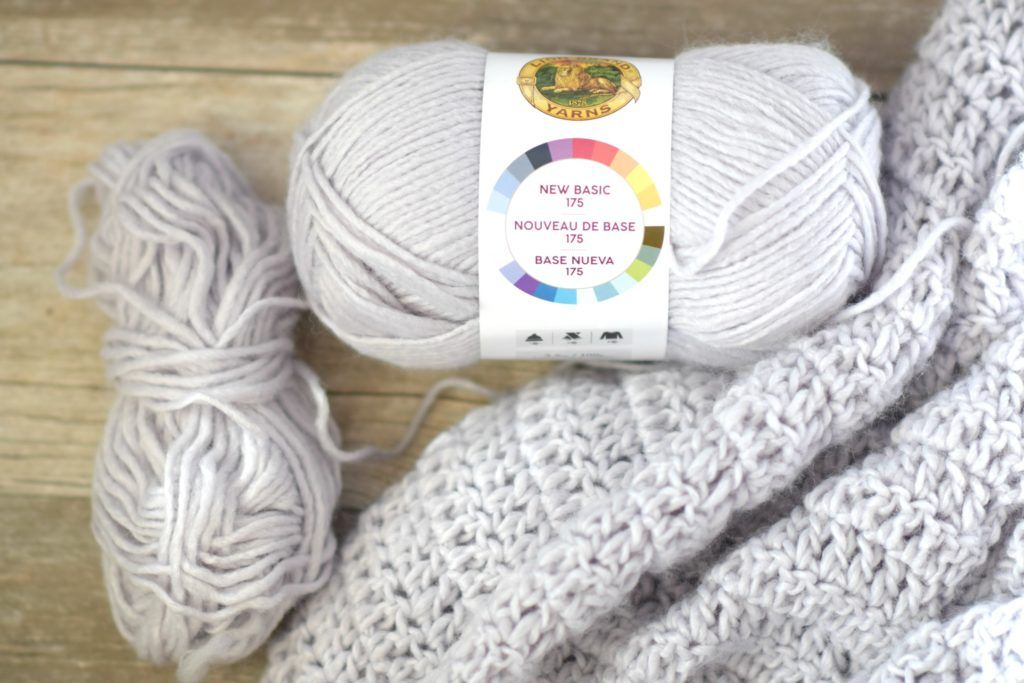 Some of you may have seen that Lion Brand recently created a full crochet  kit for e563706df