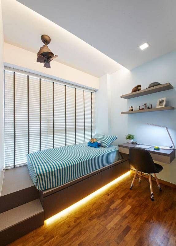 Condominium Study Room: 62 Riverisles - Carpenters Design Group