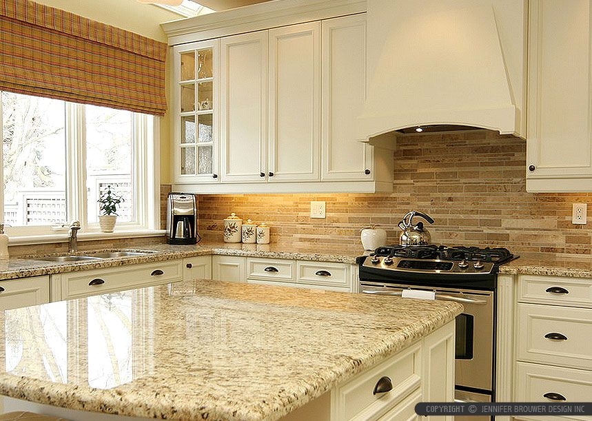 Kitchen Cabinets And Backsplash best 25+ venetian gold granite ideas on pinterest | off white