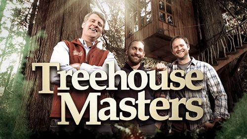 Treehouse Masters Cast Treehouse Masters Pinterest Treehouse
