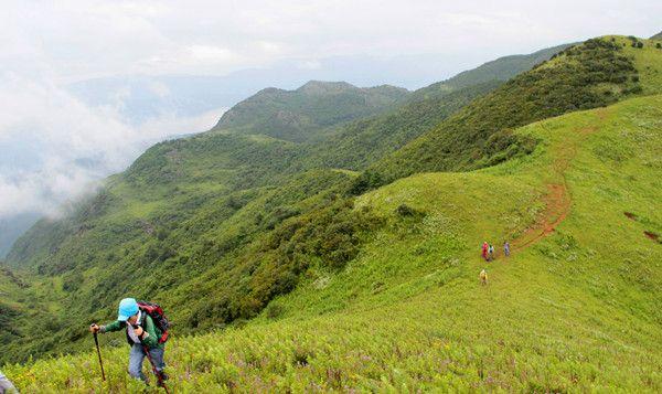 Top 10 trekking destinations around #Kunming