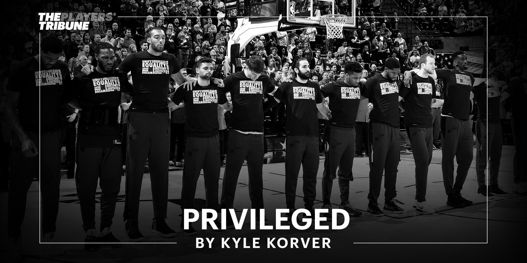 Privileged By Kyle Korver