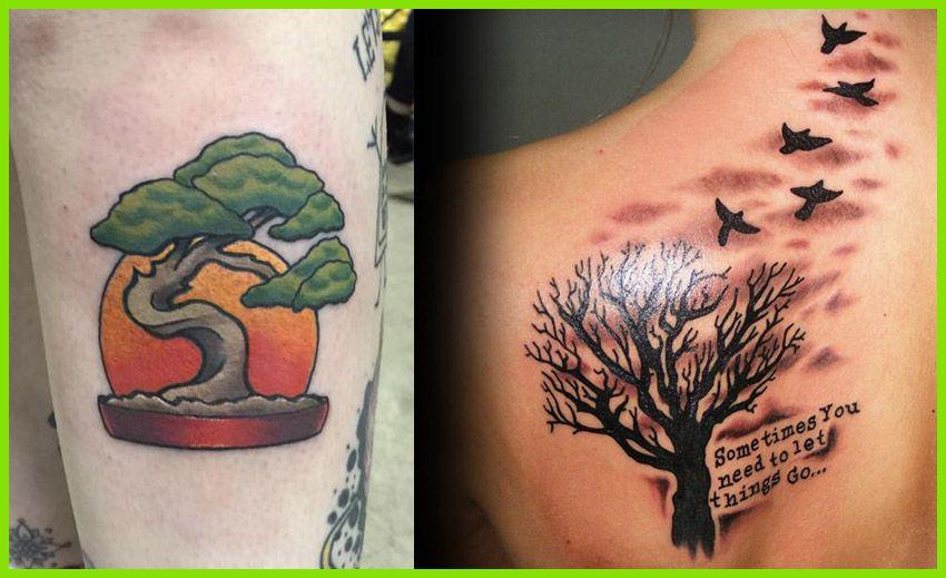 Mejores tatuajes de arboles tatuajes de arboles videos - Tatuajes de pared ...