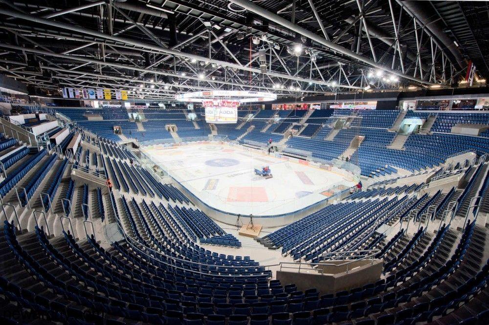 Pin By Architecte On Plan Divers Projet Hockey Ice Hockey Stadium
