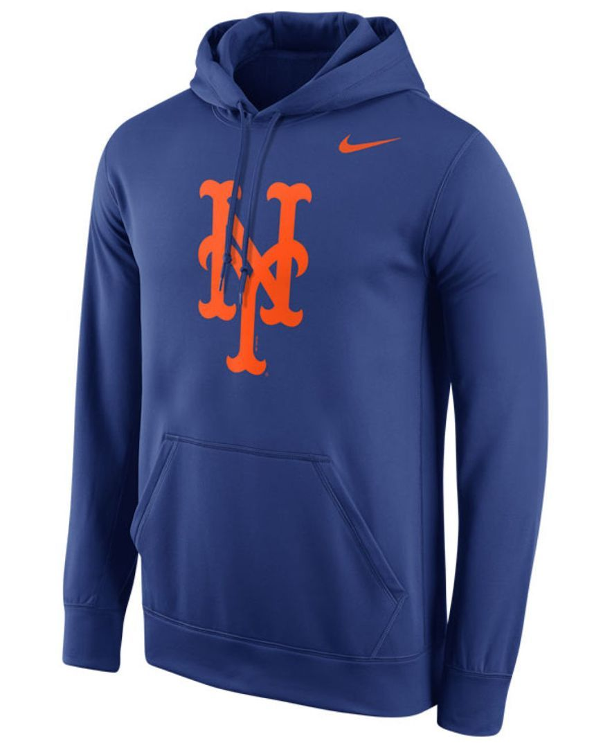 0462a41d Nike Men's New York Mets Performance Hoodie | Products | Hoodies ...