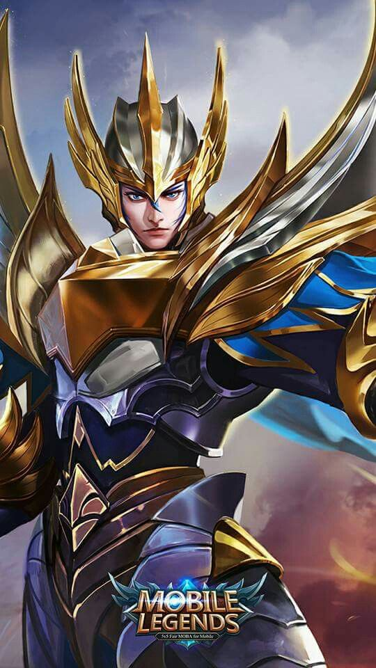 Dragon Knight Codename Storm Pinterest Mobile Legends