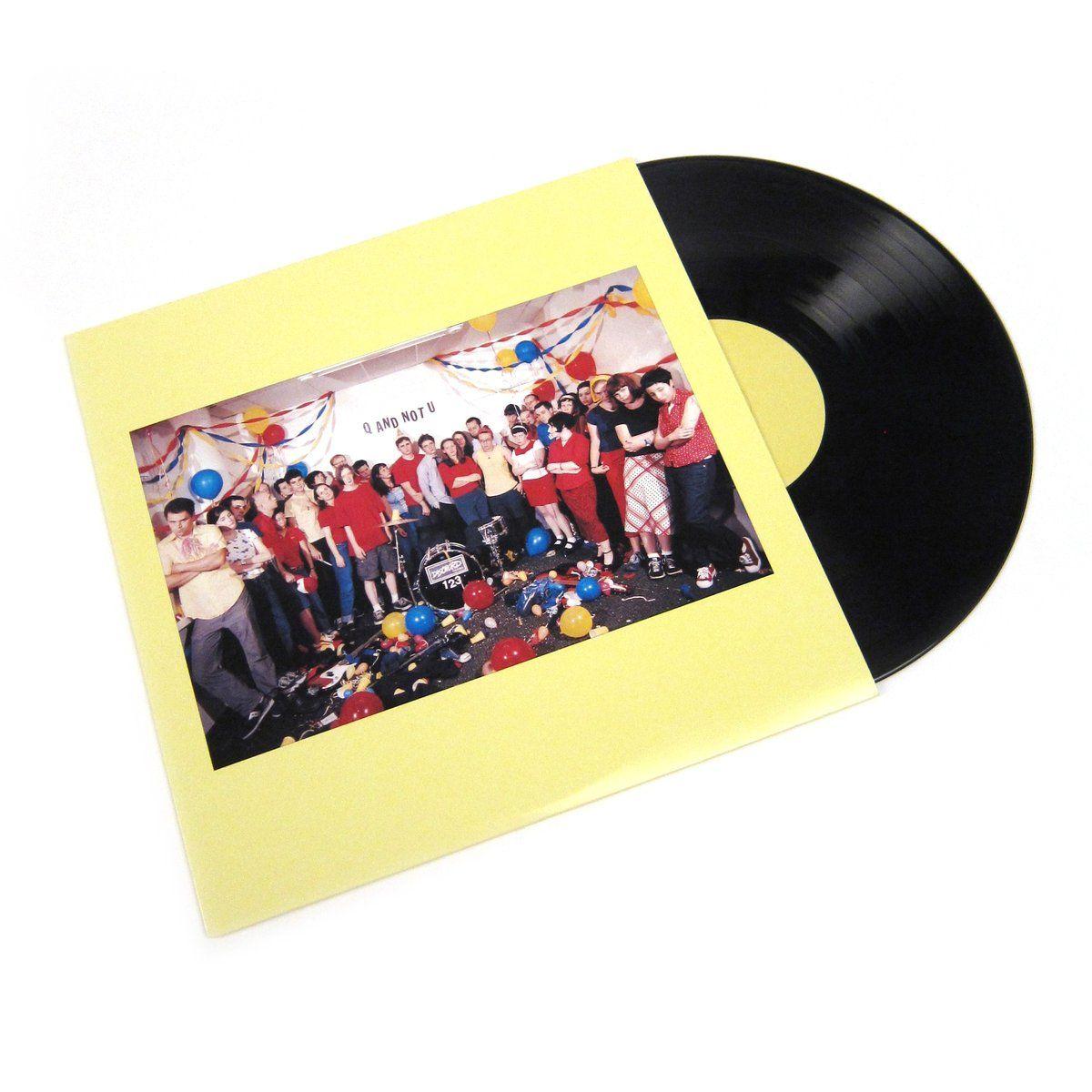 Q And Not U No Kill No Beep Beep Vinyl LP in 2020 Vinyl