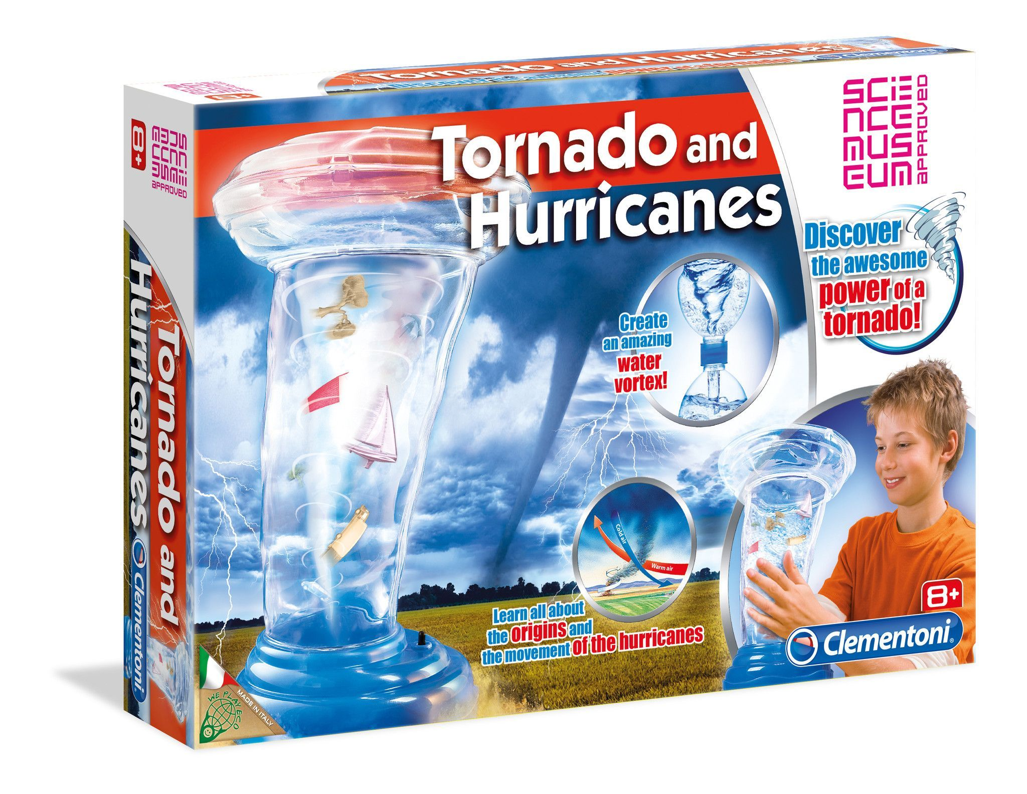 Science Experiments Tornado And Hurricanes