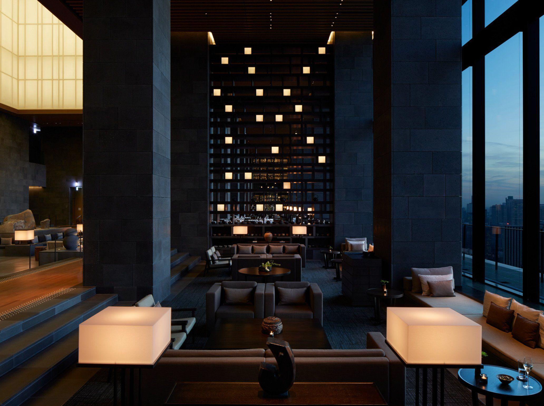 Wohnen In Tokio aman hotel