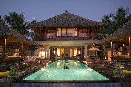 bali villa plans and designs google search - Bali Home Designs