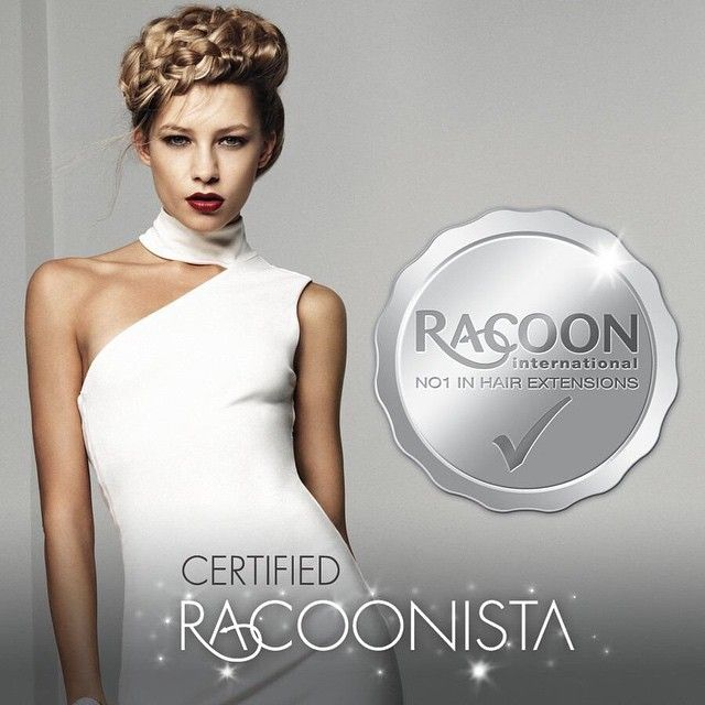 Ready For A Brand New Look Racoon Hair Extensions Pinterest