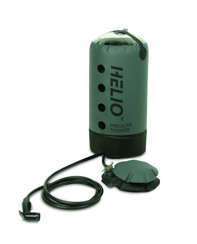 NEMO's Helio™ Pressure Shower Wins Gear of the Year From Men's Journal