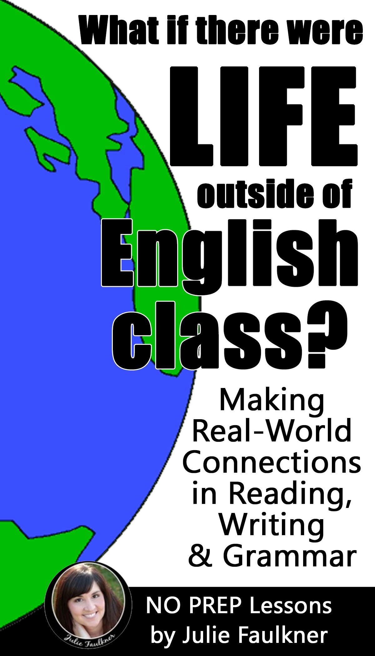 Are there Any English Teachers out there?