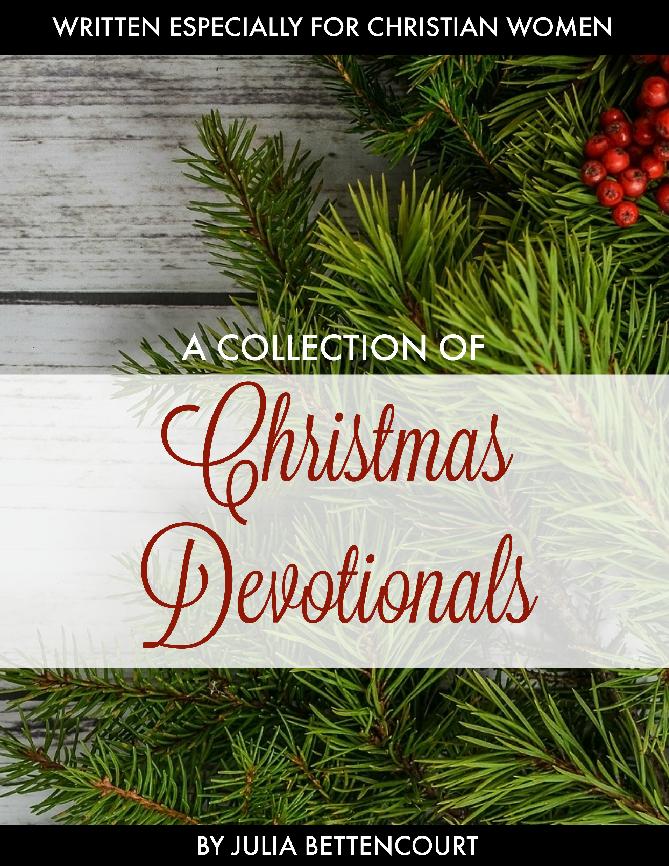 Christmas Devotionals for Women Christmas devotional