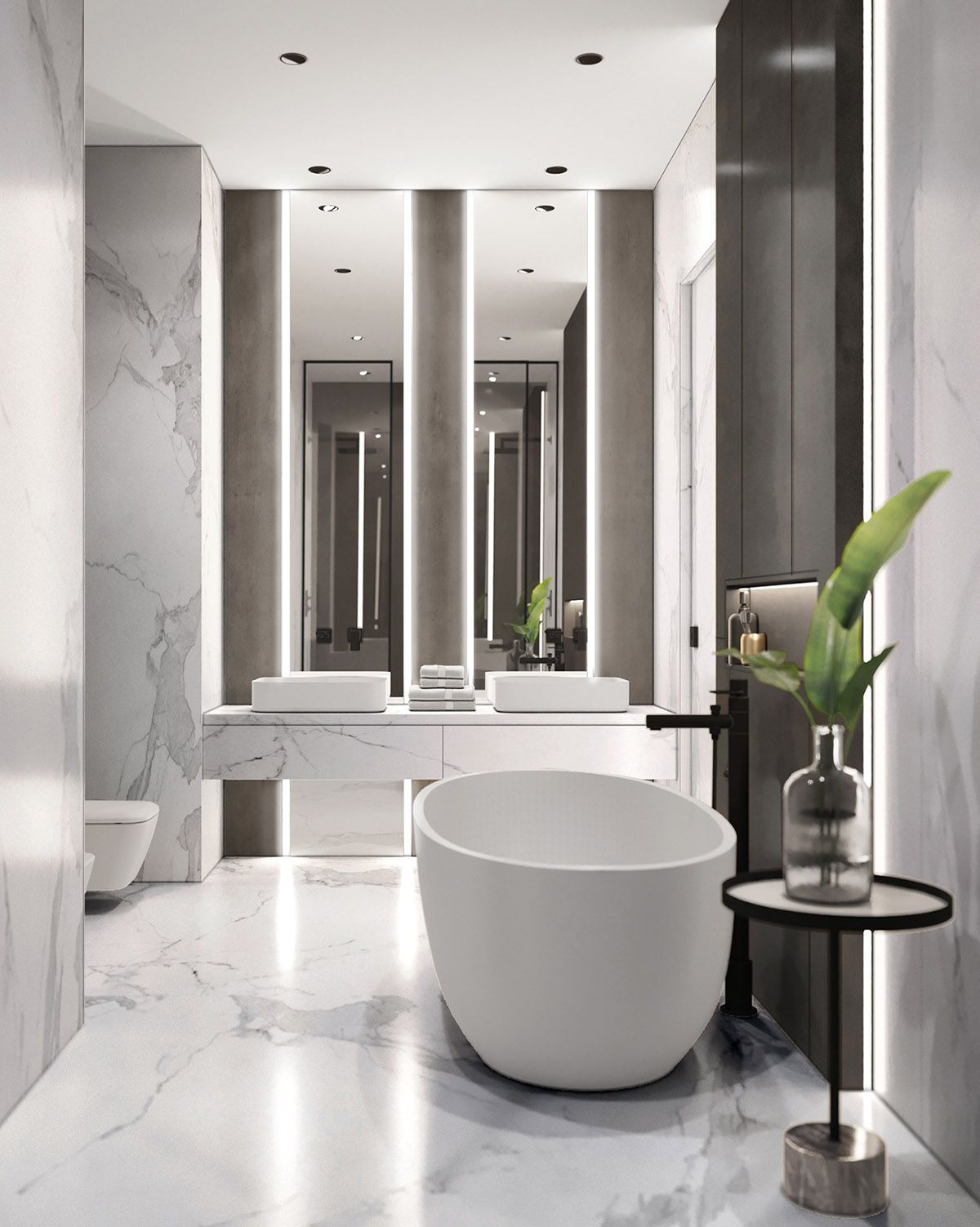 Modern Bathroom Colors 50 Ideas How To Decorate Your Bathroom Modern Bathroom Colours Masculine Bathroom Design Beautiful Bathroom Designs