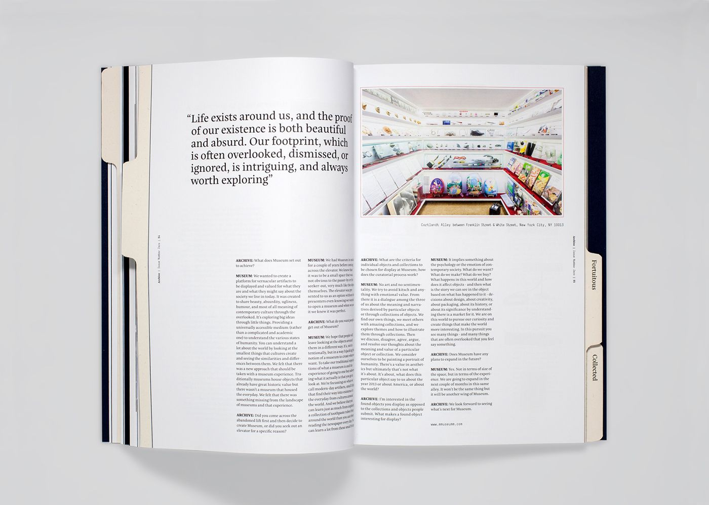 Archive magazine on behance editorial archive magazine