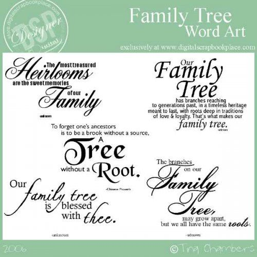 Family Quotes for Scrapbooking   Family Quotes For ...