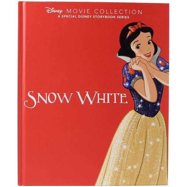 Snow White Classic Book (€6,58) ❤ liked on Polyvore featuring books and toys