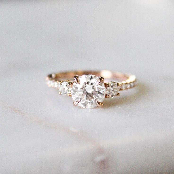 18K White Gold Radiance Diamond Ring (1/3 ct. tw.)