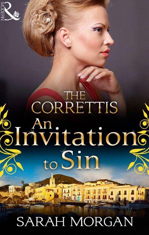 An Invitation to Sin (Mills & Boon M) (Sicily's Corretti Dynasty