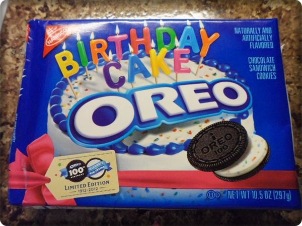 Outstanding Recipes Food Blogger Oreo Cake Cookie Cake Birthday Oreo Personalised Birthday Cards Vishlily Jamesorg